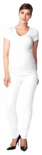 NOPPIES JEANS OTB SLIM LEAH (WHITE 27)