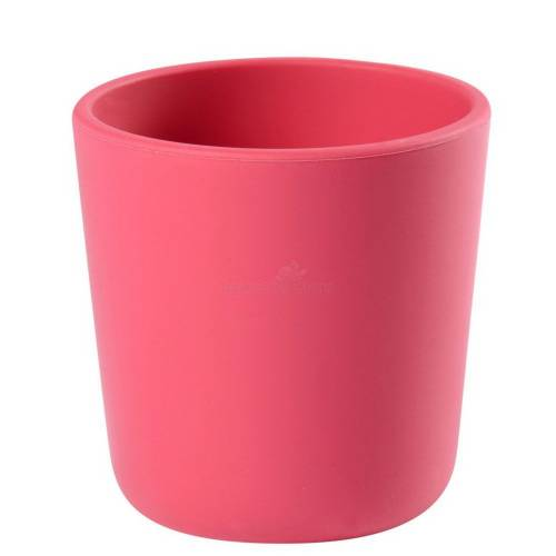 BEABA Silicone Glass - Pink