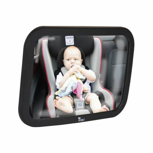 FILLIKID Car Seat Mirror Black