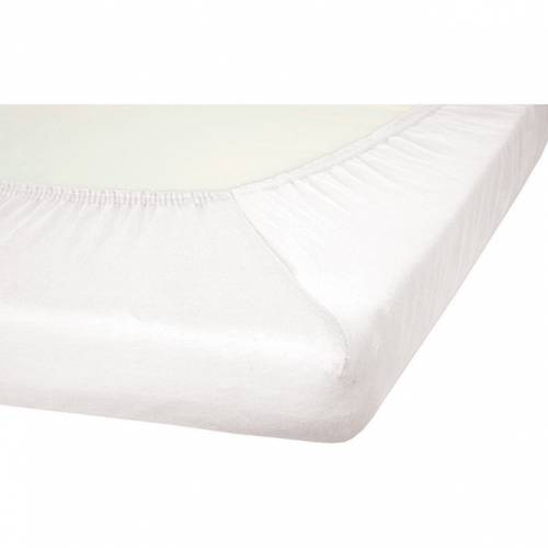 FILLIKID Cocon Fitted Sheet Jersey - White