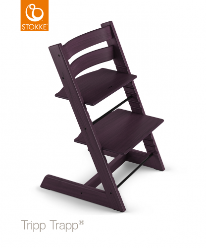 STOKKE Tripp Trapp Chair - Plum Purple S