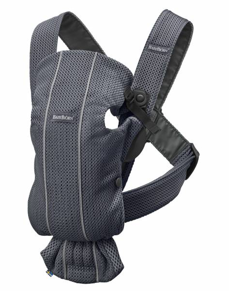 BABYBJORN Carrier Mini 3D Mesh Anthracite