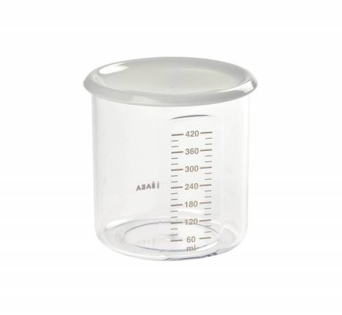 BEABA Food Jar 420 ml Tritan - Grey