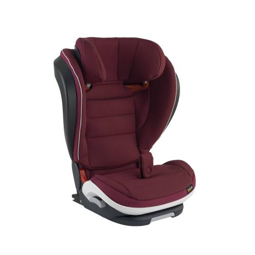 BE SAFE iZi Flex FIX i-Size - Burgundy Melange