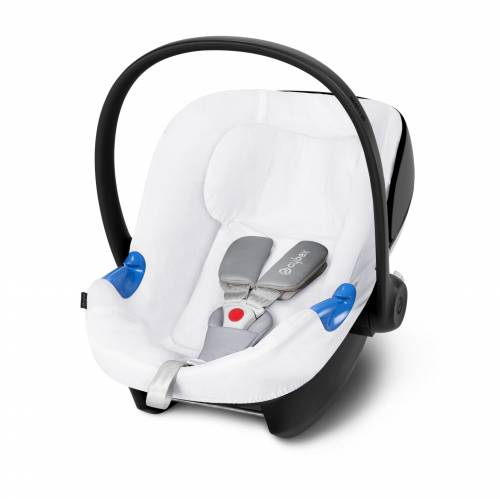 CYBEX Aton M/i-Size Summer Cover - White