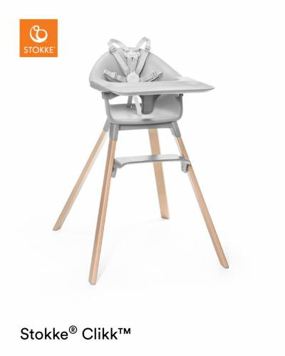 STOKKE Clikk Chair - Cloud Grey