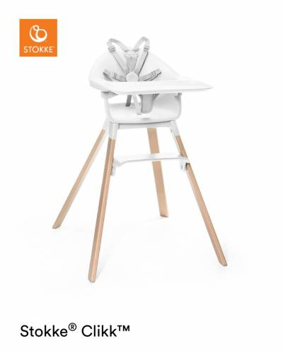STOKKE Clikk Chair - White
