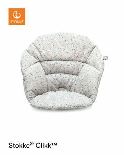 STOKKE Clikk Cushion - Grey Sprinkles OCS