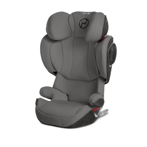 CYBEX Solution Z-fix - Soho Grey/mid grey