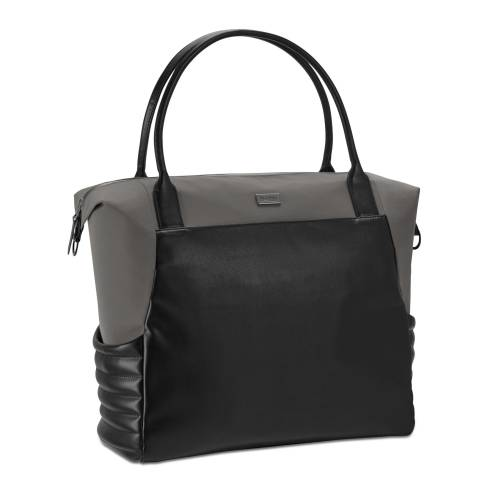 CYBEX PRIAM Changing Bag - Manhattan Grey/mid grey
