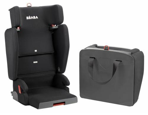 BEABA Purseat fix Group 2&3 V1 Isofix - Black