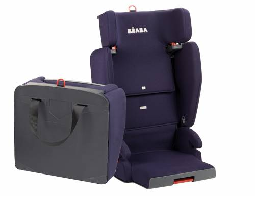 BEABA Purseat fix Group 2&3 V1 Isofix - Navy Blue