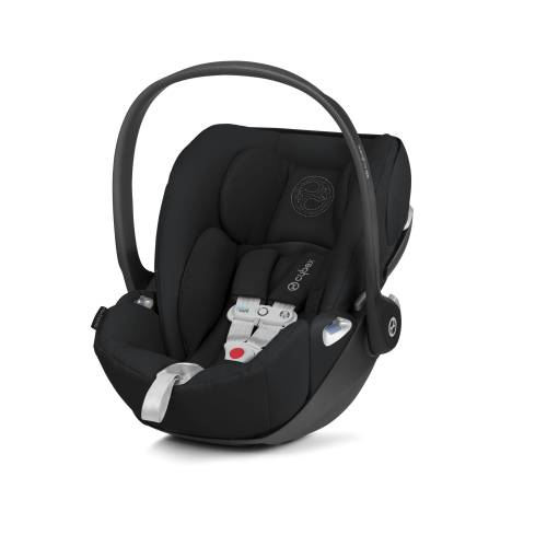 CYBEX CLOUD Z i-Size SensorSafe - Deep Black