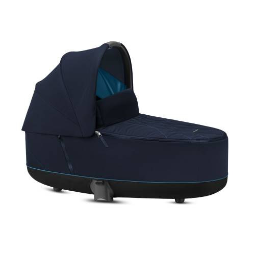 CYBEX PRIAM Carrycot Lux - Nautical Blue navy blue