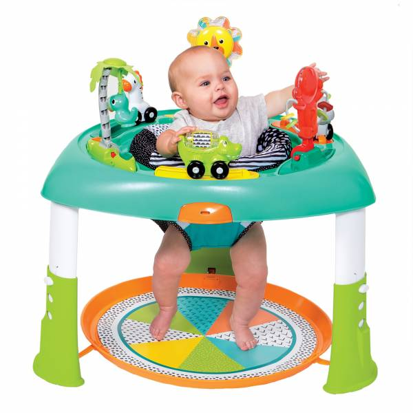 INFANTINO Sit Spin & Stand Entertainer 360 Seat & Activity Table