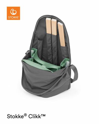 STOKKE Clikk Travel Bag - Dark Grey