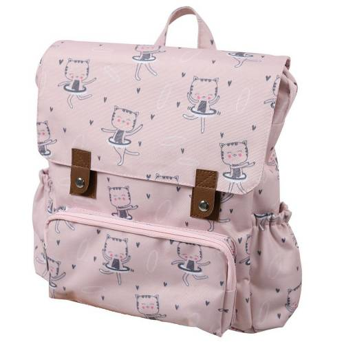 MINENE Mi Little Retro Backpack - Light Pink
