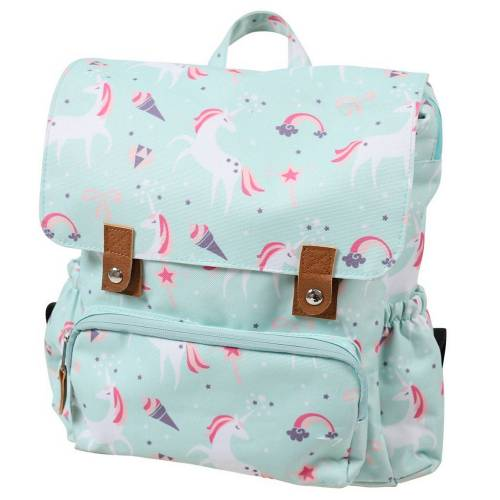 MINENE Mi Little Retro Backpack - Aqua