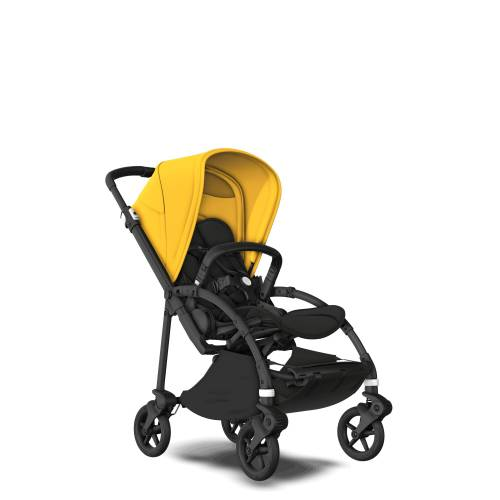 BUGABOO Bee6 Complete Black/Black Lemon Yellow