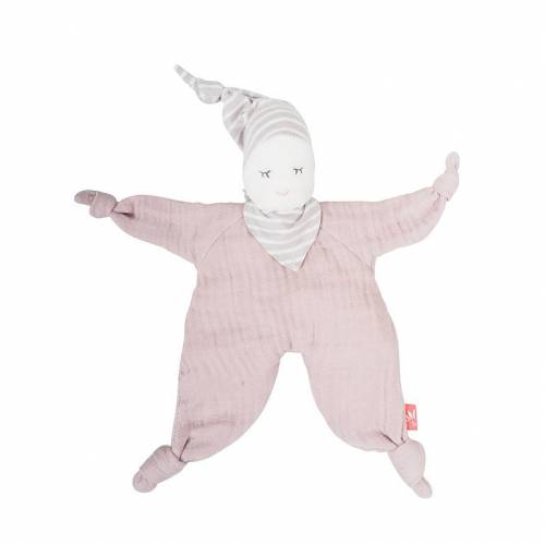 KIKADU Baby Doll - Pale Rose
