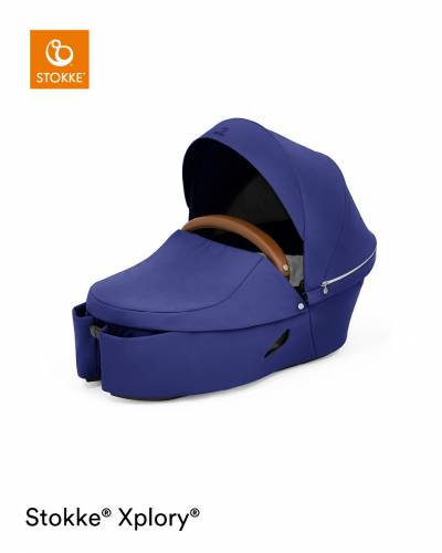 STOKKE Xplory X Carrycot - Royal Blue
