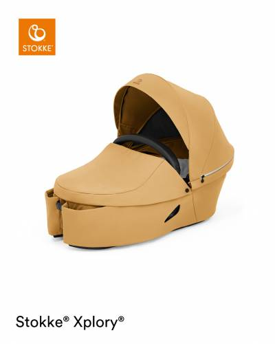 STOKKE Xplory X Carrycot - Golden Yellow