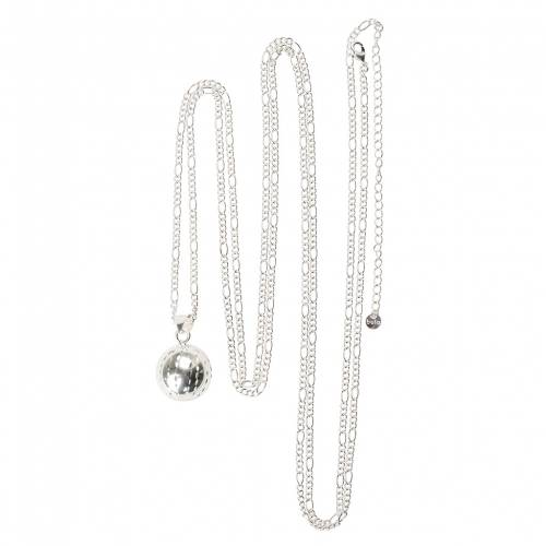 BABYLONIA BOLA Necklace Chain Silver