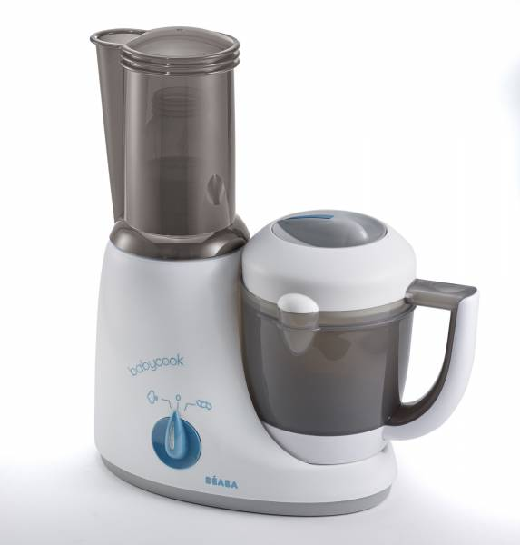 BEABA Babycook Original Plus - Grey Blue