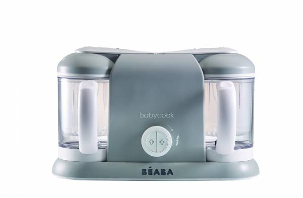 BEABA Babycook Plus - Grey