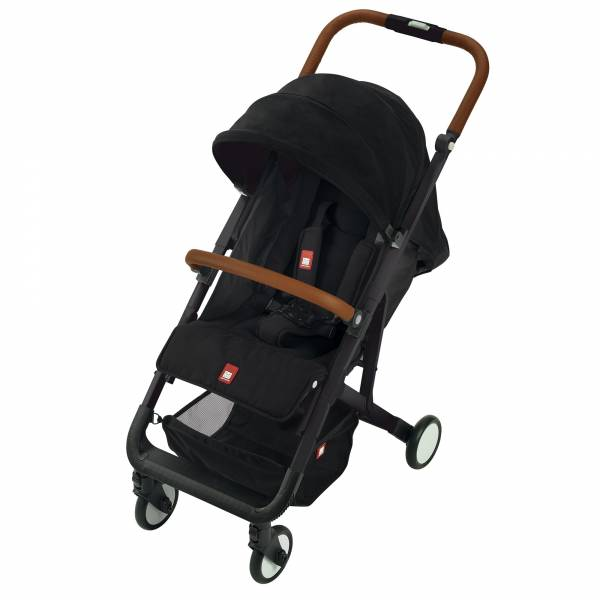 RED CASTLE Stroller Citylink 3 - Black S