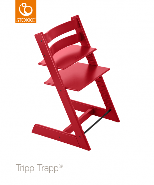 STOKKE Tripp Trapp Chair - Red S