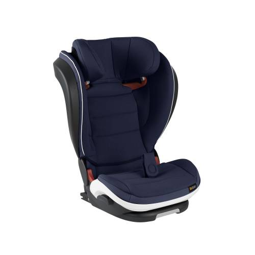BE SAFE iZi Flex FIX i-Size - Navy Blue Melange S