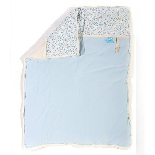 GITTA Blanket Large - Blue Stars