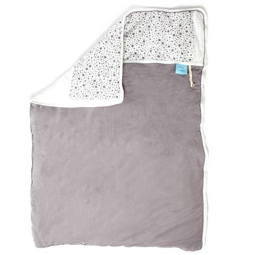 GITTA Blanket Large - Grey Stars